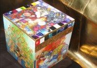 "Мини-комодик или шкатулка ""Королева и её кошки"" / Mini chest of drawers or jewelry box ""Queen and her cats"""