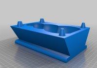 Форма для лепки снеговика - модель для 3D принтера