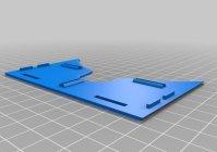 Очки виртуальной реальности vr (вр) для смартфона - модель для 3D принтера