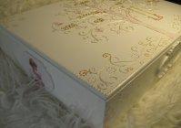 "Комплект: мамина сокровищница (шкатулка) ""Моя принцесса"" и ежедневник / Set: mom's treasure chest ""My Princess"" and diary"