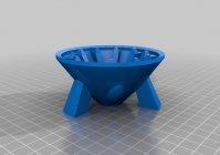3D модель соковыжималки для цитрусовых