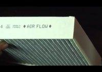 Как почистить салонный фильтр автомобиля
