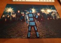 3D постер из сериала ходячие мертвецы - своими руками