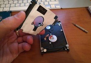 Не определяется внешний жесткий диск