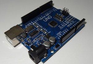 Питание для Arduino UNO r3 (Ардуино УНО)