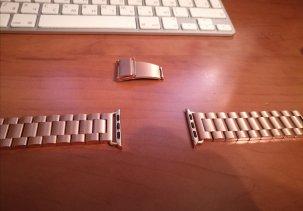 Как укоротить металлический браслет часов