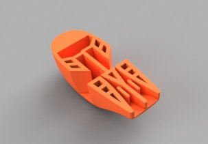 Свисток - 3D модель