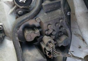 Замена габаритных ламп задних фонарей opel insignia