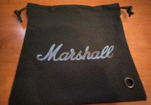 Наушники Marshall Monitor - обзор