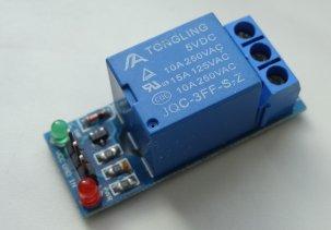 Подключение модуля реле к Arduino (UNO, NANO) + скетч