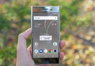 Sony Xperia XZ premium имеет экран 4K HDR