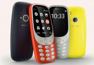 Новый Nokia 3310 (2017 года) поворачивает вспять время