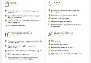 Сертификация автомобиля в auto.ru - отзыв
