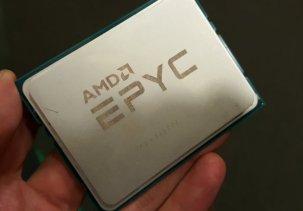 AMD выпускает свой Epyc чип