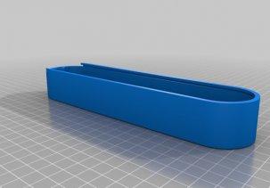 Школьный пенал - 3D модель