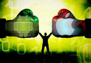 Расцвет IOS или Android в пыли