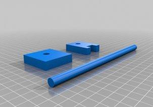 Держатель для модема 3D модель