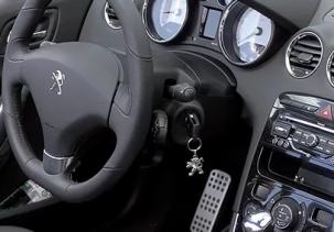 Как поменять дворники на Peugeot (Пежо)