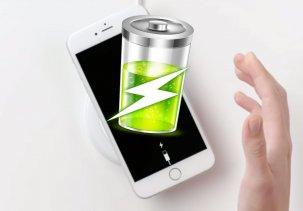 iPhone быстрая зарядка
