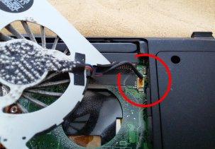 Lenovo ideapad Y 460 - чистка системы охлаждения ноутбука