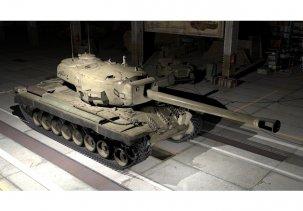 Танк Т-30 3D модель